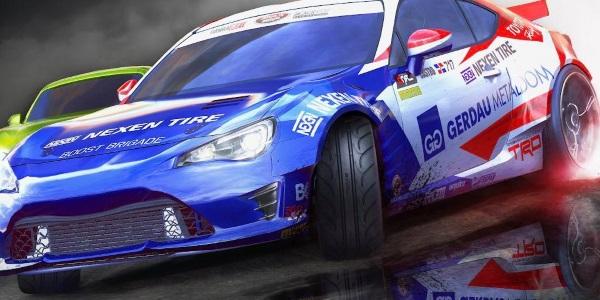 Torque Drift – реалистичная мультиплеерная гонка в стиле GRID Autosport