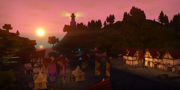 Масштабная MMORPG Villagers & Heroes вышла на iOS