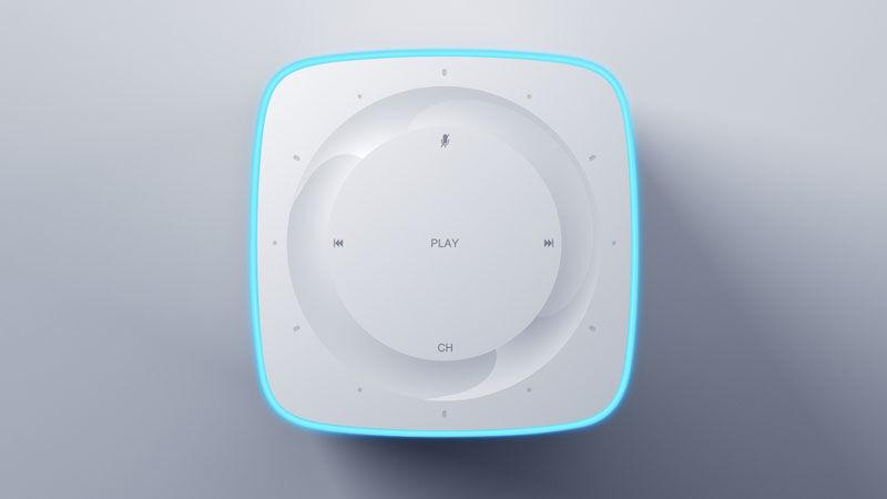 Умная колонка Xiaomi Mi AI Speaker будет представлена вместе с Mi Mix 2S