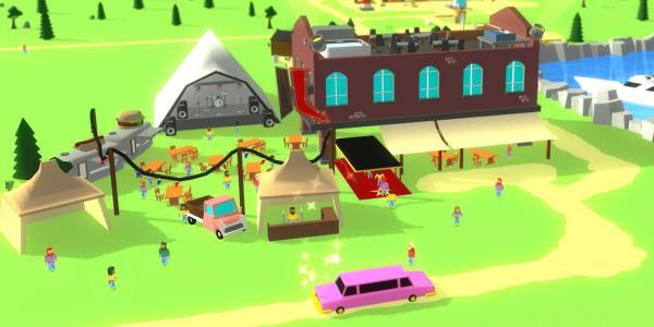 Бесплатный симулятор пивовара Brew Town выходит на iOS и Android