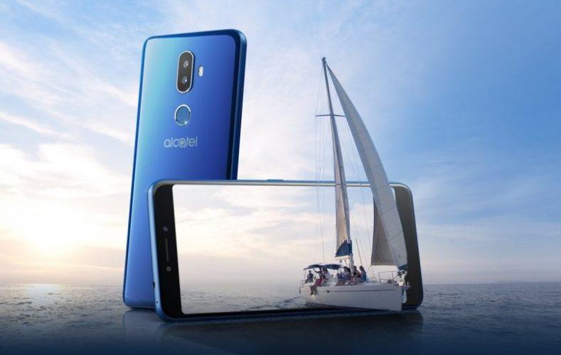 В России вышли смартфоны Alcatel 5 и 3V