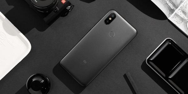 Xiaomi представила доступный смартфон Mi 6X с камерой как у iPhone X