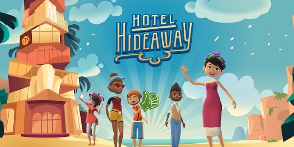 Социальная ролевая игра Hotel Hideaway вышла для Android и iOS