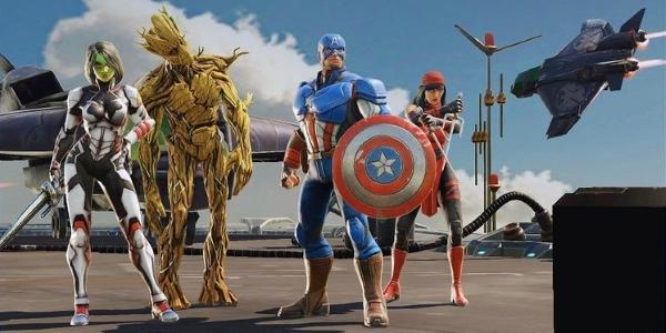 Ролевая игра Marvel Strike Force с любимыми супергероями вышла на мобильных гаджетах