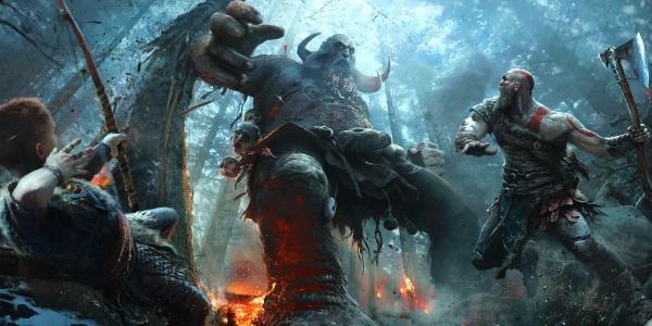 Приложение Mimir's Vision позволяет исследовать мир новой God of War