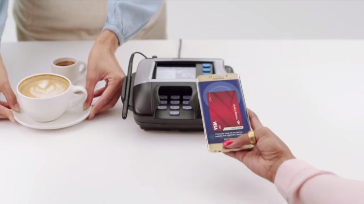 Samsung Pay начал поддерживать платежную систему PayPal