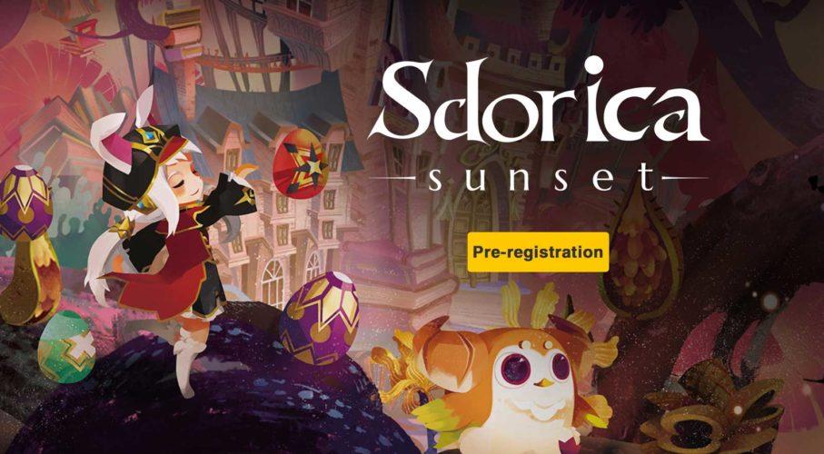 Анонсирована потрясающая RPG Sdorica -sunset- для мобильных устройств