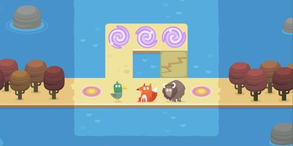 Woodways — яркая и изобретательная головоломка для iOS и Android