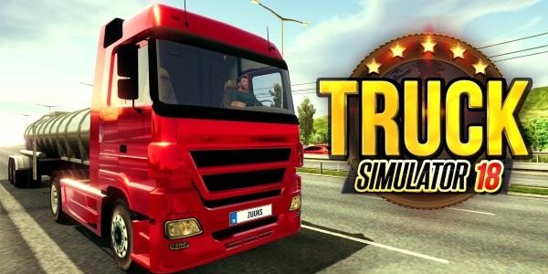 Симулятор дальнобойщика Truck Simulator 2018: Europe вышел на Android