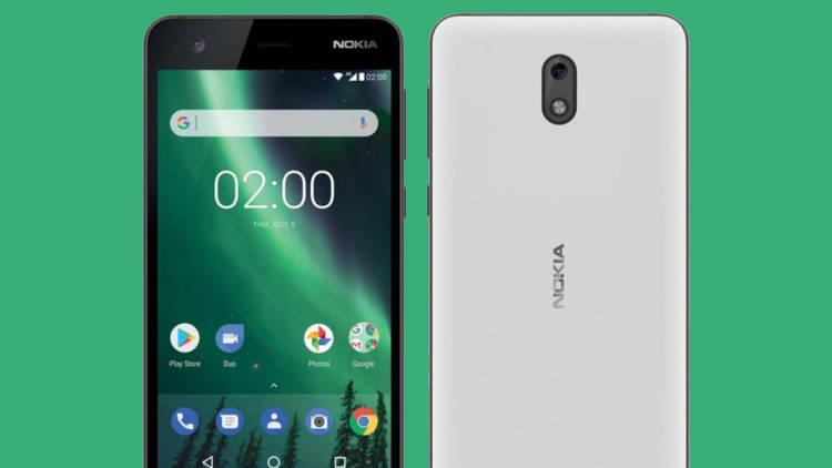 Смартфон Nokia 2 готовится к обновлению до Android 8.1 Oreo