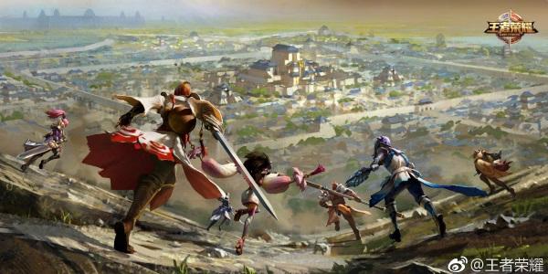 В Arena of Valor анонсирован режим королевской битвы