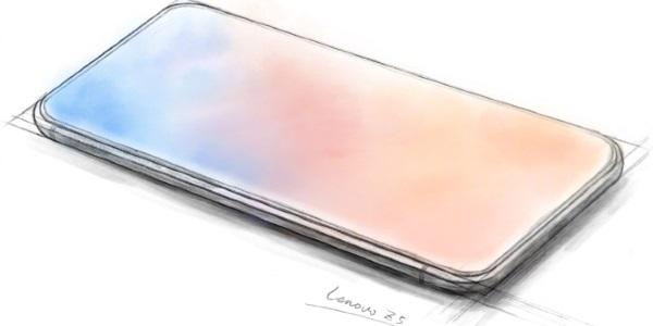 Lenovo готовит новый смартфон Z5 с максимальной площадью дисплея