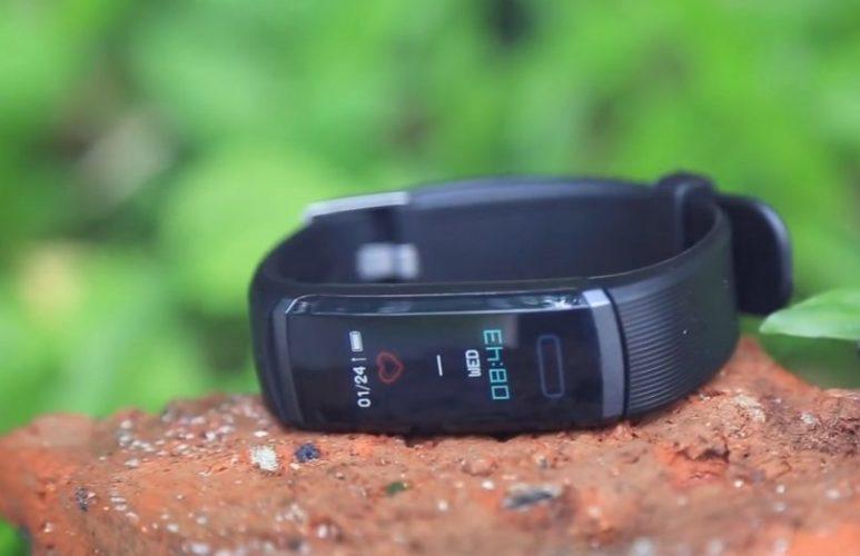 Стильный и доступный фитнес-браслет Elephone ELE MGCOOL Band5