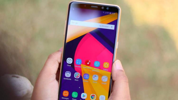 Смартфоны Samsung Galaxy A6 и Galaxy A6+ вышли в России