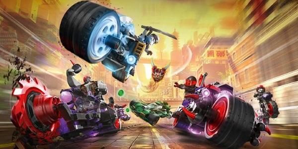 Гоночная аркада LEGO Ninjago: Ride Ninja вышла на Android и iOS