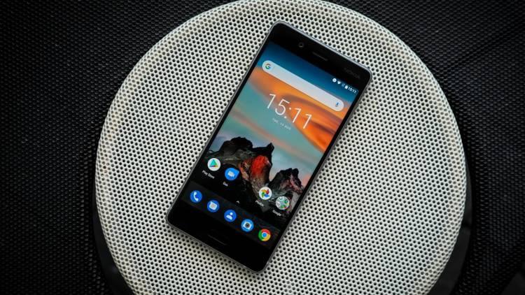 Видео нового безрамочного смартфона Nokia появилось в сети