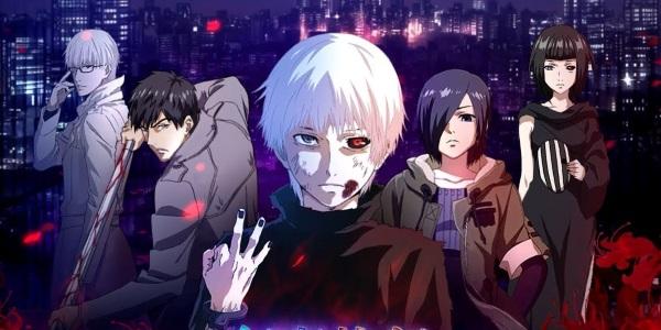 Игра Tokyo Ghoul: Dark War по аниме и манге Токийский гуль вышла на мобильных устройствах
