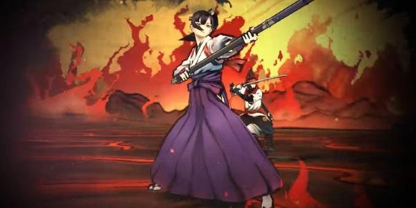 Геймплей мобильного экшена World of Demons от разработчиков DMC и Bayonetta