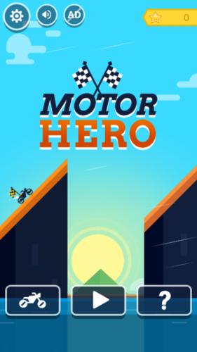 Motor Hero! - мотоциклетный таймкиллер для Android