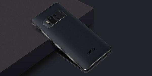 ASUS представила смартфон Zenfone Ares с поддержкой VR и AR