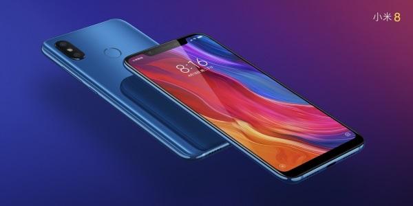 Xiaomi официально представила смартфоны Mi 8, Mi 8 Explorer Edition и Mi 8 SE