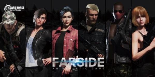 FarSide - «атлетическая» королевская битва от Perfect World