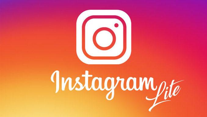 Instagram выпустил легкую версию своего приложения для смартфонов