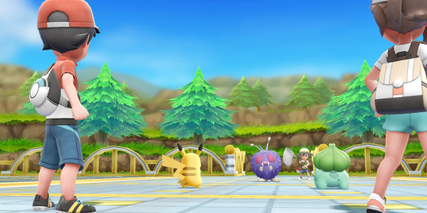 Бесплатная action/RPG Pokemon Quest вышла на Android и iOS