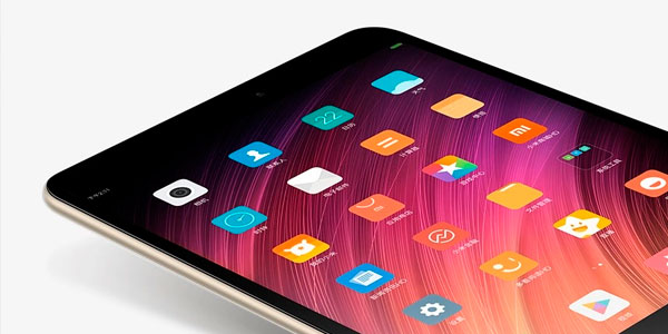 Xiaomi представила достойный бюджетный планшет Mi Pad 4