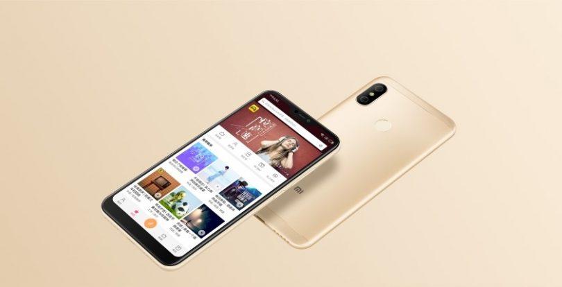 Анонсирован смартфон Xiaomi Redmi 6Pro поцене от$155