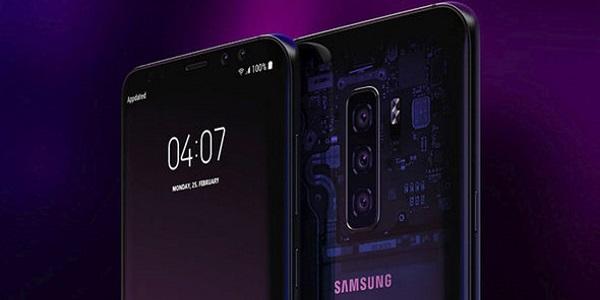 Появилось первое фото нового флагмана Samsung Galaxy S10