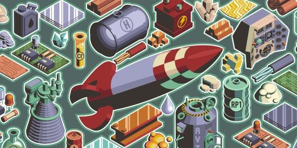 Rocket Valley Tycoon: смесь кликера и экономического симулятора готовится к выходу на iOS