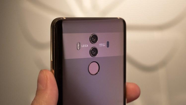 Новая информация о флагманском Huawei Mate 20 Pro