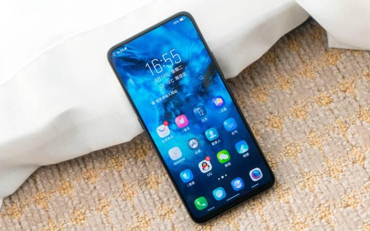 Oppo готовится представить самый безрамочный смартфон в мире