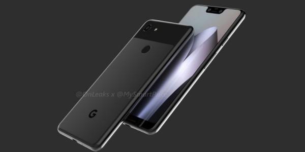 В сети появился дизайн новых флагманов Google Pixel 3 и Pixel 3XL