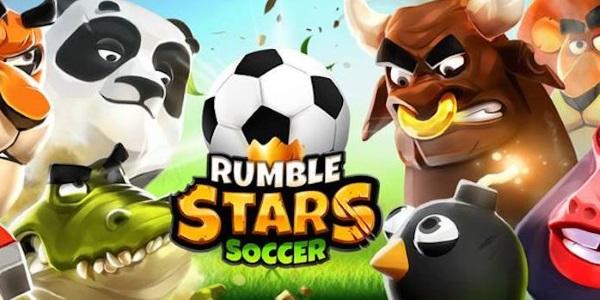Футбол с мультиплеером Rumble Stars Soccer вышел в России
