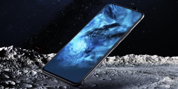Vivo представила абсолютно безрамочный смартфон Nex