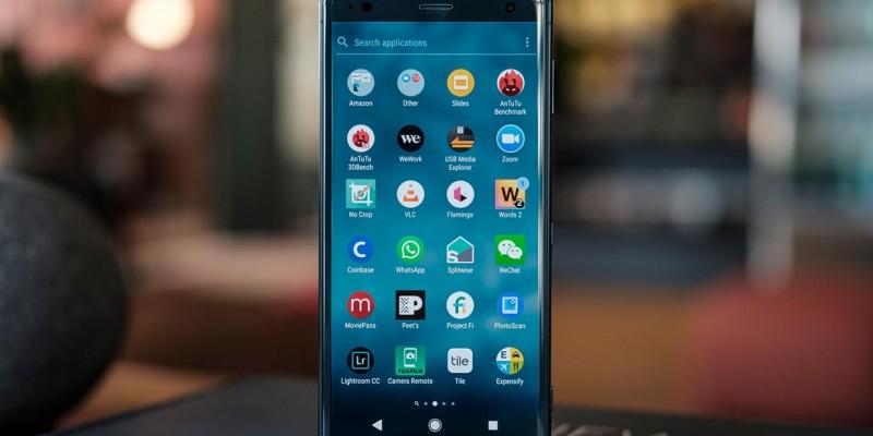 Стали известны характеристики и стоимость нового флагмана Sony Xperia XZ3