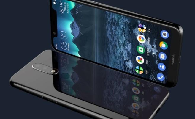 Nokia официально представила смартфон X5 с монобровью и чипом Helio P60