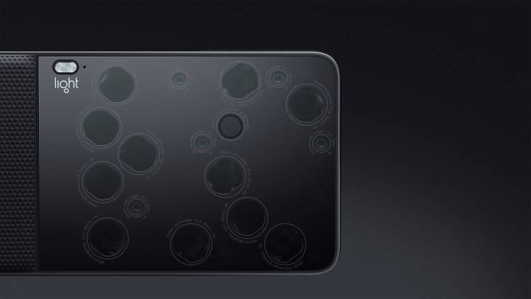 Смартфон с 9 камерами на задней панели могут выпустить уже в 2018 году