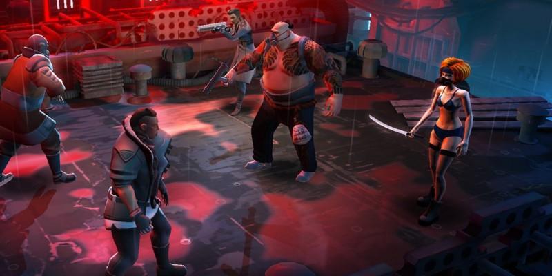 Игра Blade Runner 2049 в стиле киберпанк выходит на Android