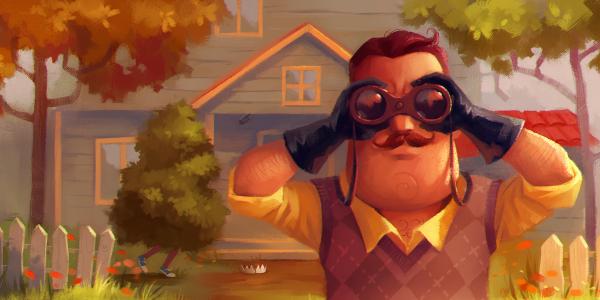 Cтелс-хоррор Hello Neighbor стал доступен для предзаказа на iOS