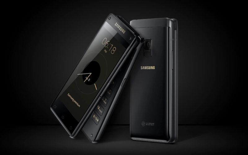 Флагманская раскладушка Samsung получит двойную камеру и топовые характеристики
