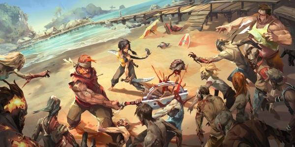 Dead Island: Survivors — смесь RPG, стратегии и tower defense добралась до мобильных платформ