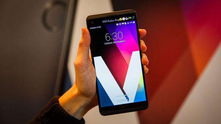 LG официально готовит обновление двух флагманов до Android Oreo