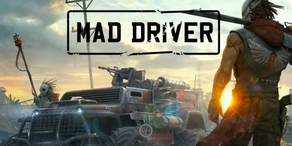 На Android выходит постапокалиптическая игра Mad Driver от Gaijin