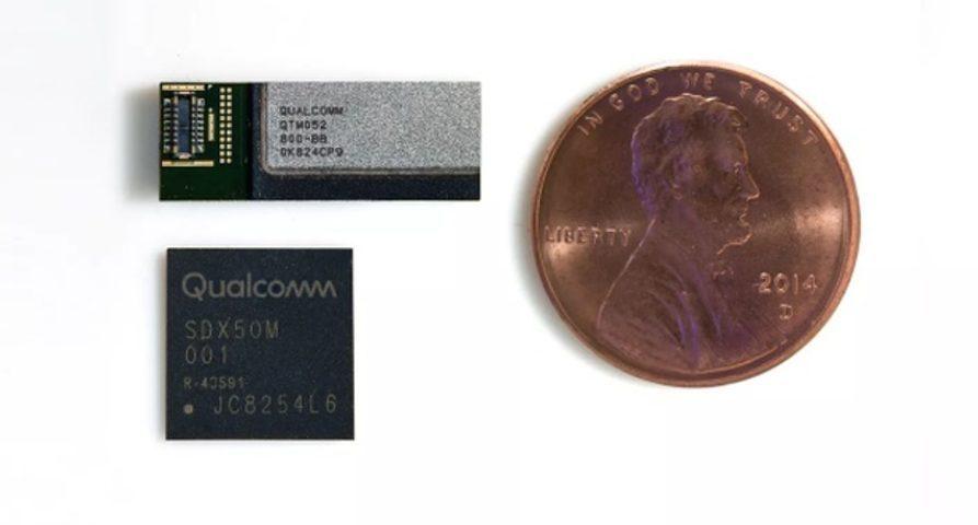 Qualcomm выпустила первые антенны с поддержкой 5G