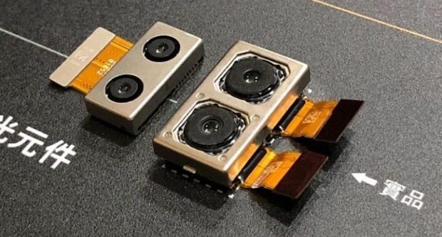 Xperia XZ3— камер никогда небывает много