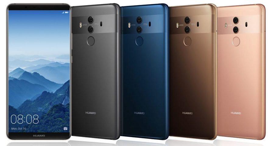 Huawei подтвердила существование смартфона Mate 20