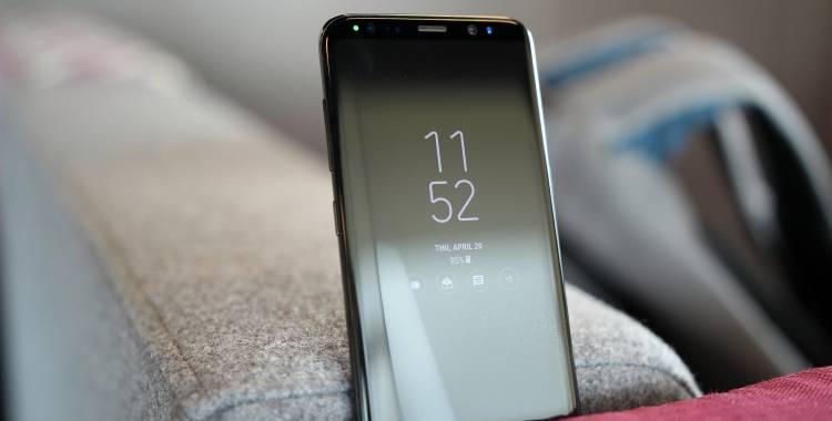Samsung перенесла уникальную функцию Galaxy S9 на другие смартфоны